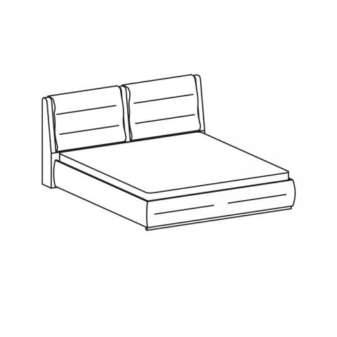 łóżko Apollo Relax bez pojemnika